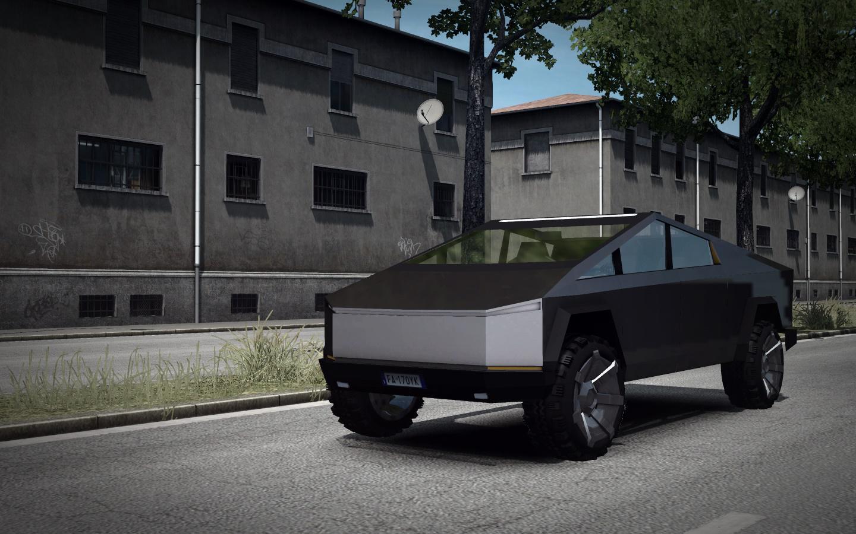 ETS2 - Tesla CyberTruck (1.36.x) | Euro Truck Simulator 2 ...