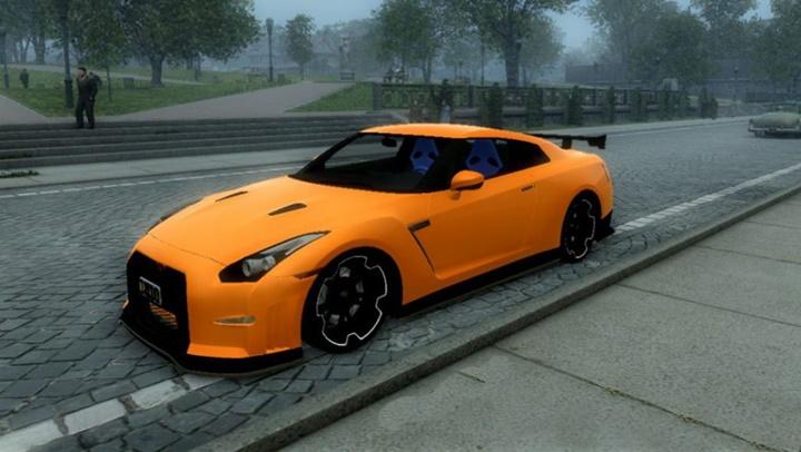 Mafia 2 – Nissan GTR R-35