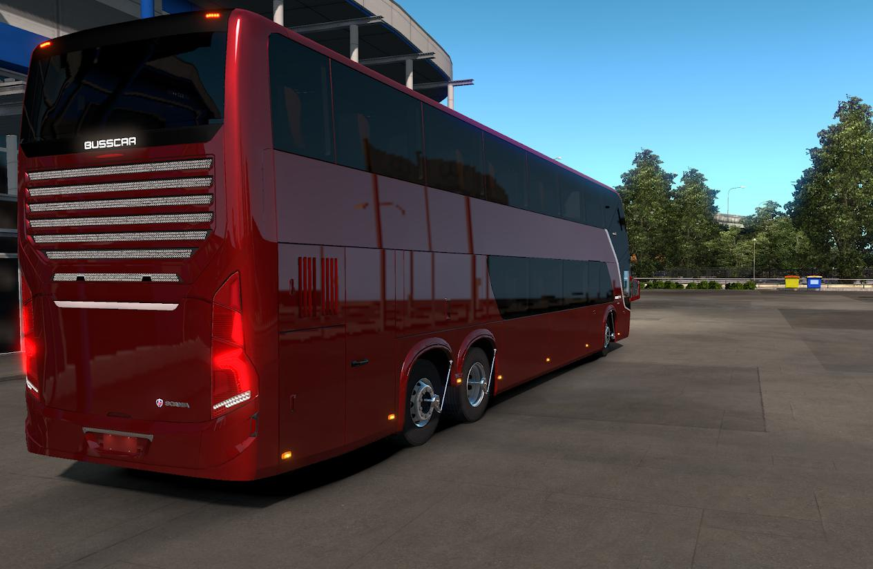 ETS2 - Busscar Vissta Buss DD Multichassi 6x2 (1.36.x)