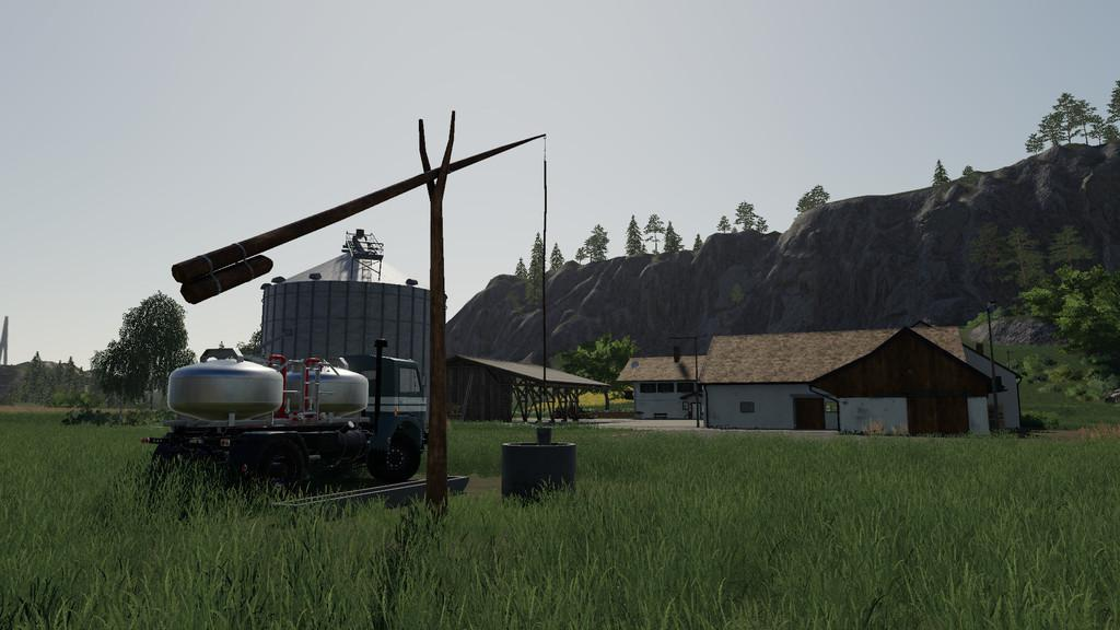 FS19 - Placeable Shadoof V1.0