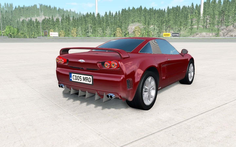 BeamNG - Sport D50 Inline 6 Car Mod