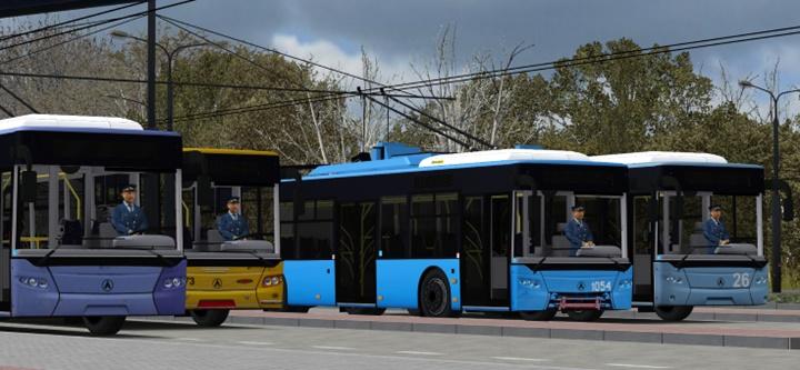 Omsi 2 – Laz E183A1 Bus