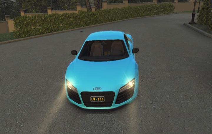 Mafia 2 – Audi R8 V10 Plus Coupe