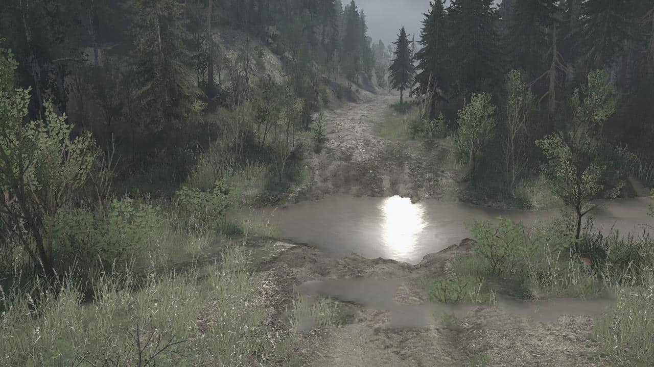 SpinTires:Mudrunner - HZ Where Map v07/05/19