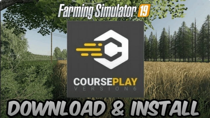 FS19 - Courseplay V6.03.00052
