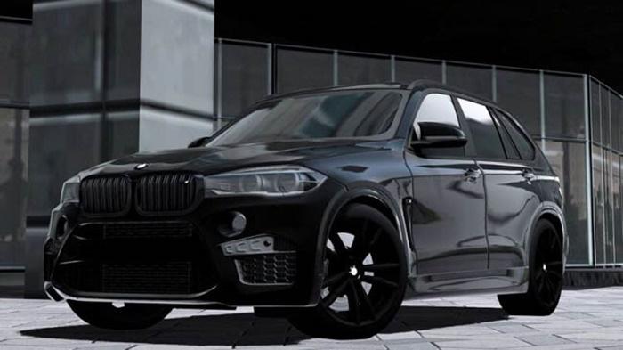 City Car Driving 1.5.9 - BMW X5M F85