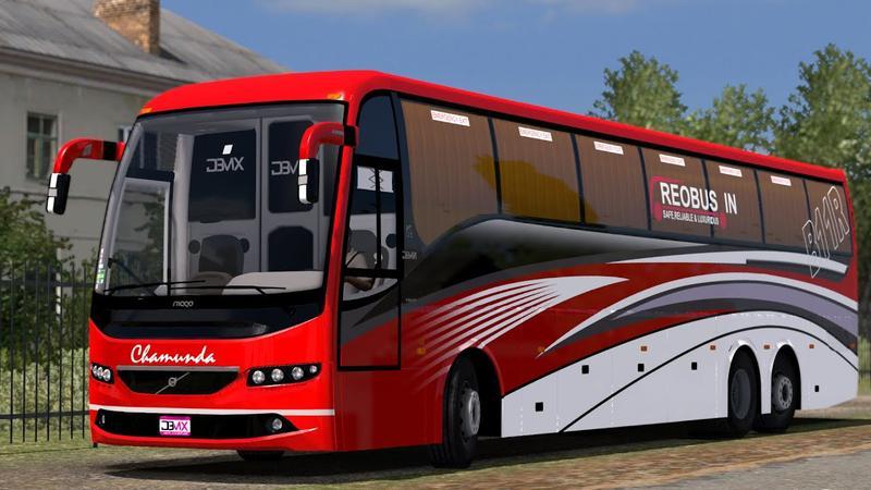 ETS2 - Bus Volvo Br11 More Repaints (1.35.X)