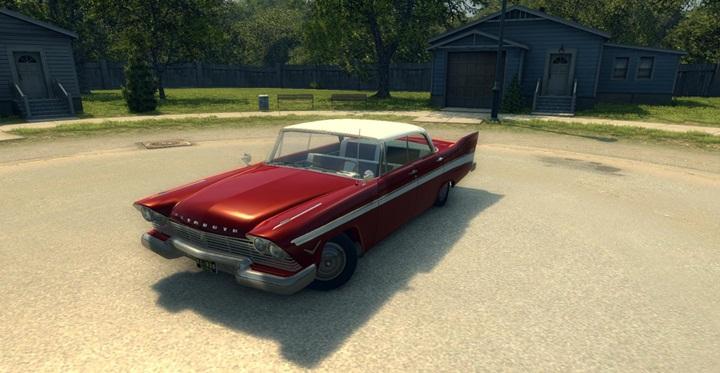 Mafia 2 – Plymouth 1957 Belvedere Sport Sedan
