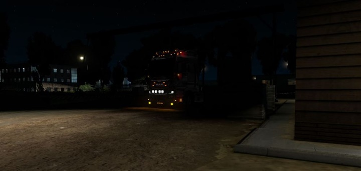 ETS2 - Man E6 Big Tuning Pack V1.0 Beta (1.39.x)