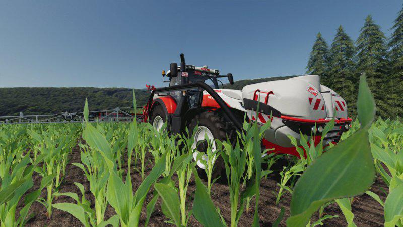 FS19 - Steyr Terrus CVT Tractor V1.0