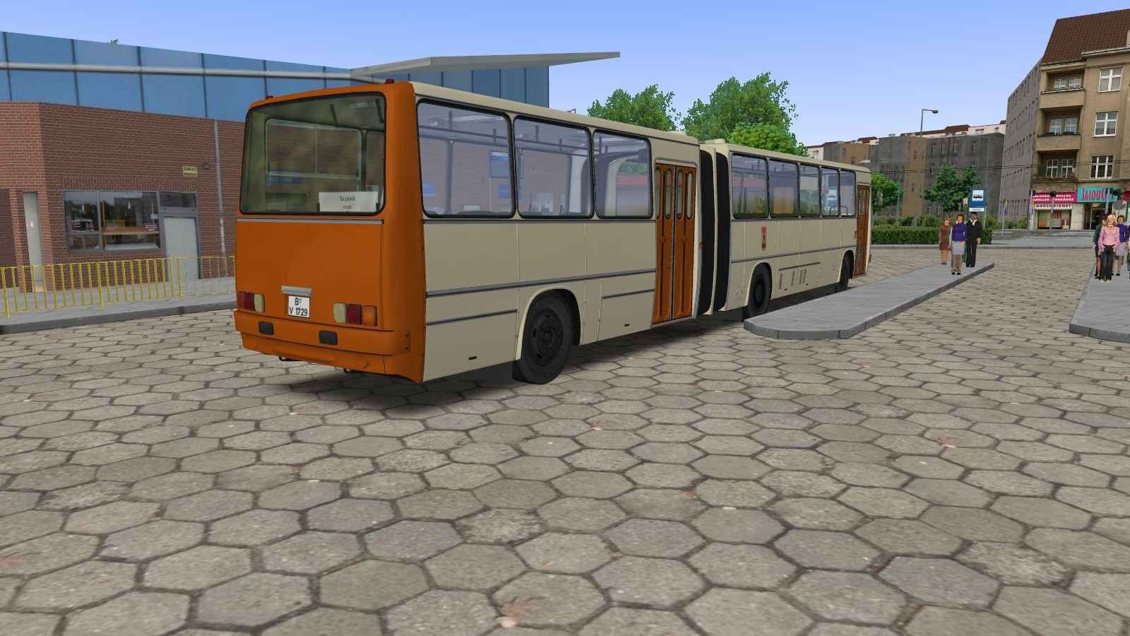 Omsi 2 – Regiobus i200 Add-On
