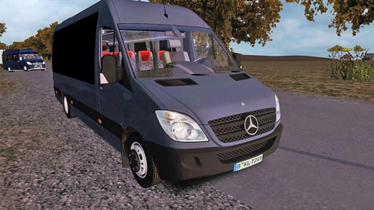 Omsi 2 – Mercedes-Benz 515 Minibus