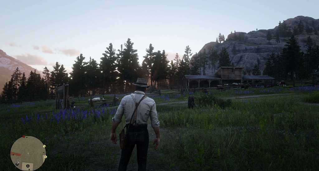 Red Dead Redemption 2 - Before The Last Mission - Save