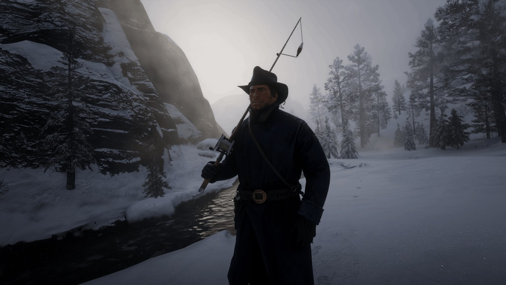 RDR2 - Early Game Fishing 1.0