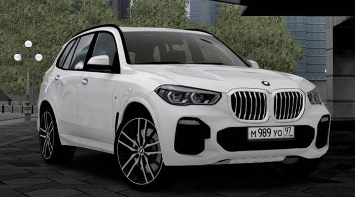 City Car Driving 1.5.9 – BMW X5 M-Sport (G05)