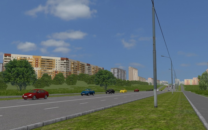 Omsi 2 – Nigorsk Map 0.5 Remake
