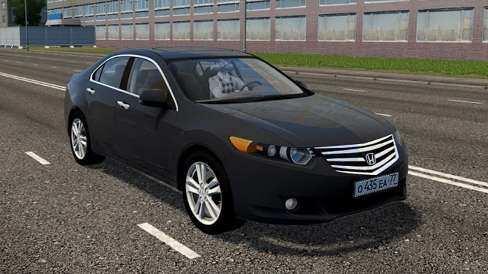 City Car Driving 1.5.9 – Honda Accord 2011