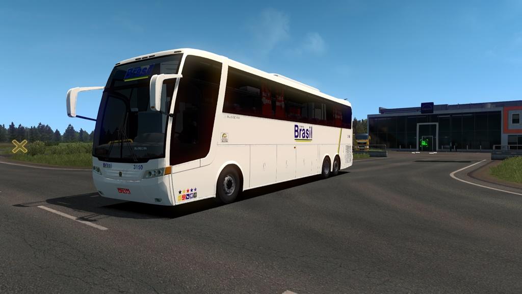 ETS2 - Vissta Buss HI & Jumbuss 360 Bus V3.0 (1.36.x)