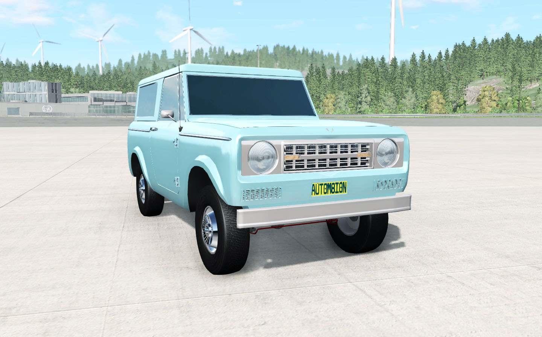 BeamNG - Henry Bucker 1966 Car Mod