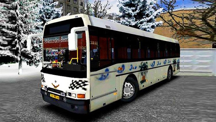 Omsi 2 – Ikarus EAG E95.04 Bus