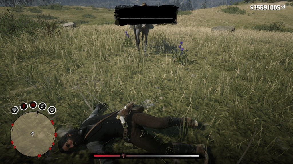 RDR2 - Simple Ragdoll with Controller Support V1.4