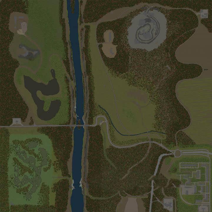 Spintires:Mudrunner - Ural 8: Great Work Map V2.0