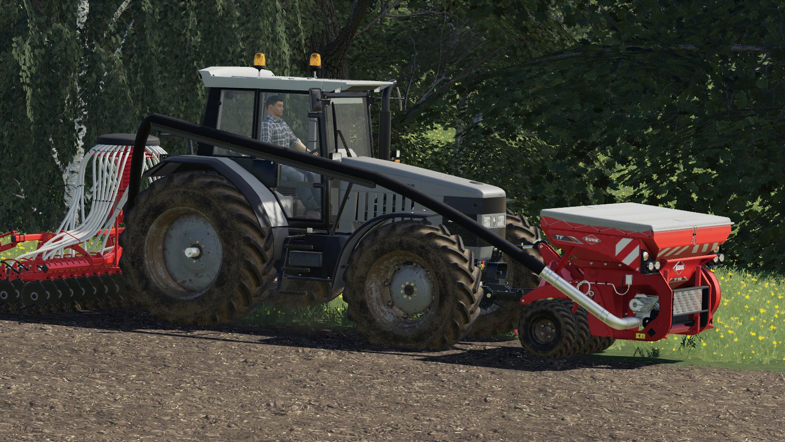 FS19 - Same Lamborghini Huerlimann Tractor V1.0