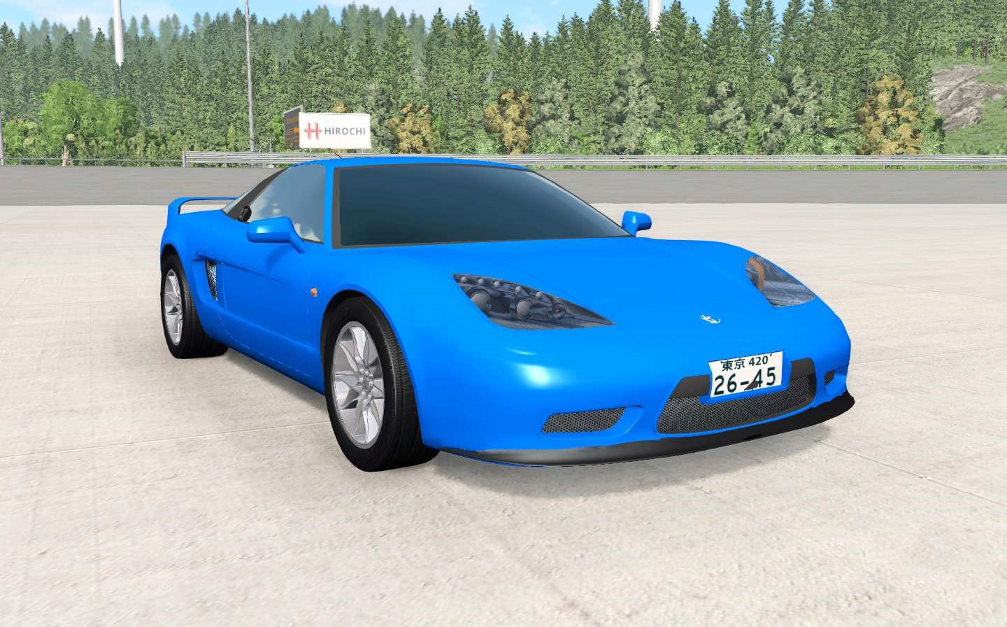 BeamNG - Camso Trail-X NS Car Mod
