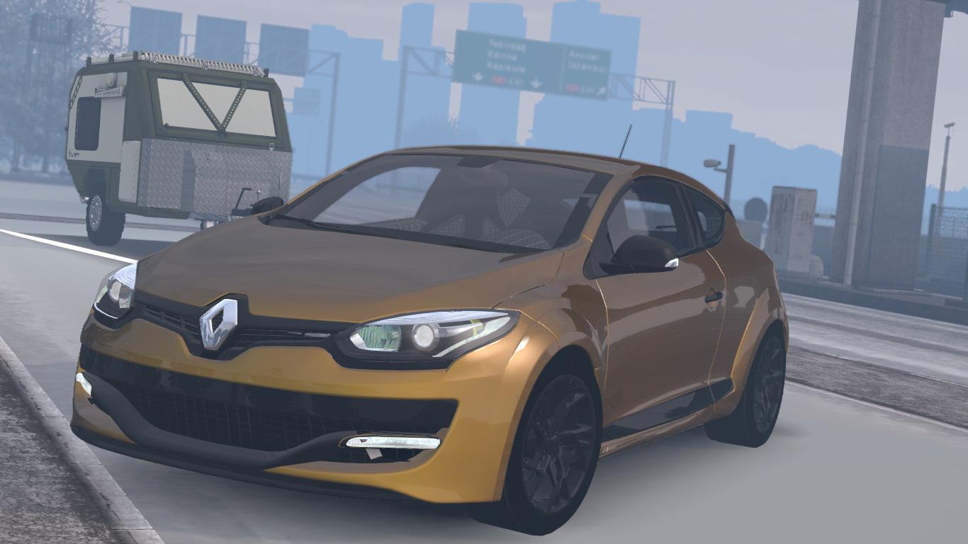 ETS2 - Renault Megane III RS V1R50 (1.39.x)
