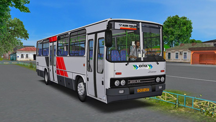 Omsi 2 – Ikarus 256.44 Bus V2