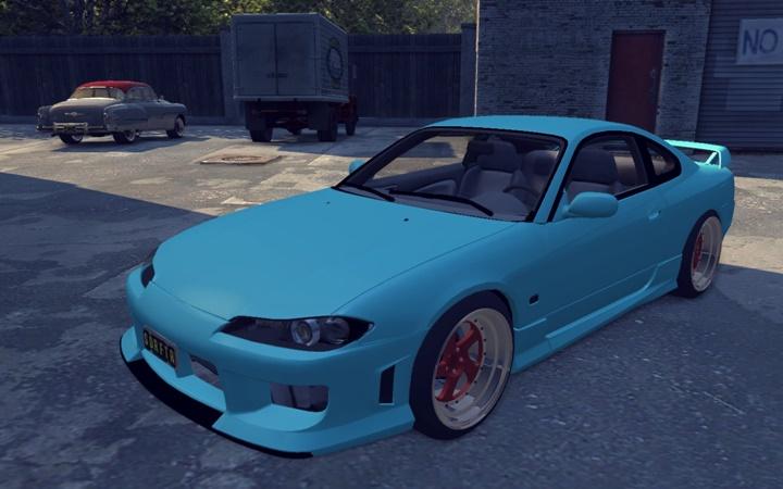 Mafia 2 – Nissan Silvia S15 V1
