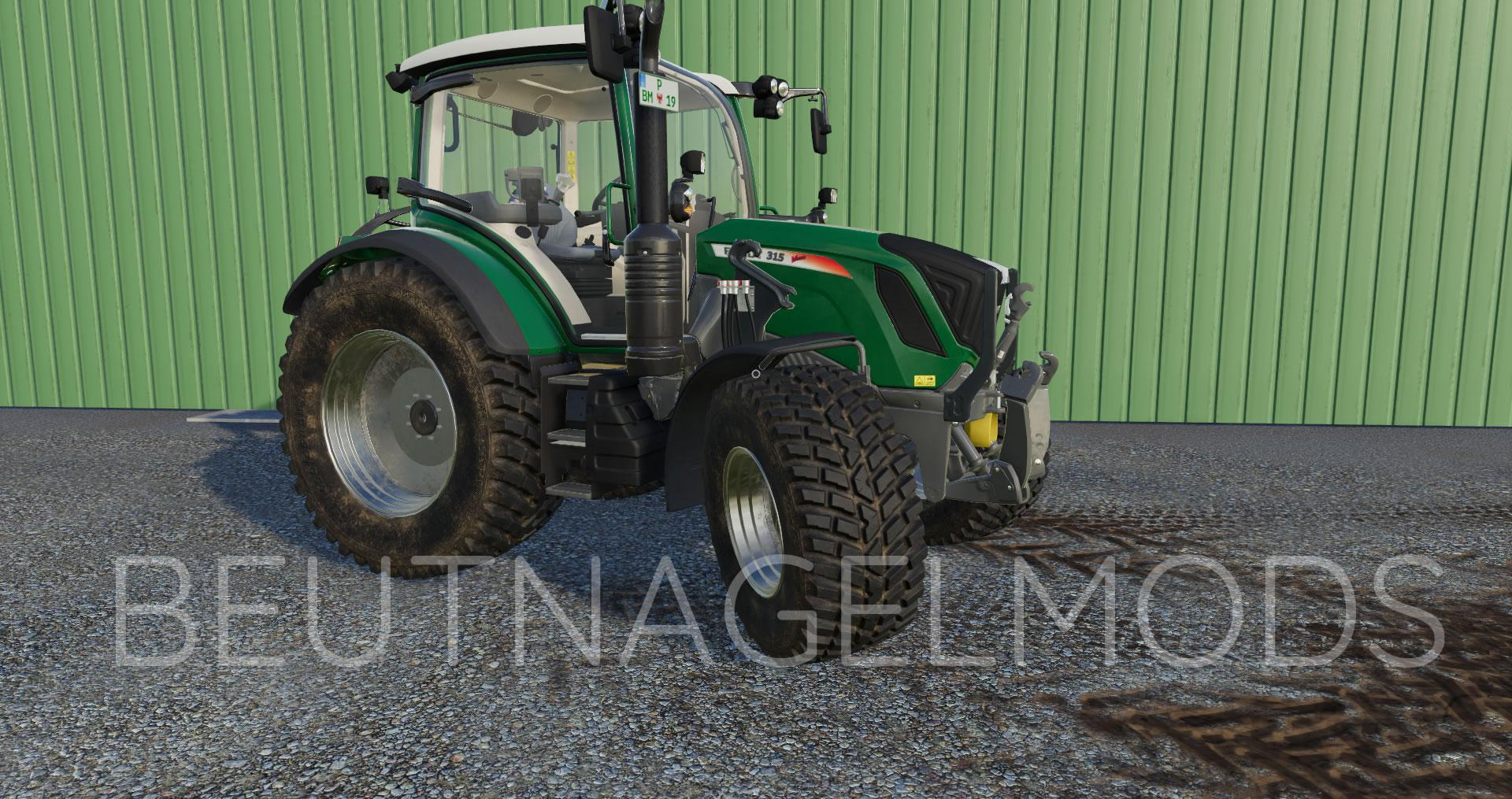 FS19 - FendtT 300 Vario SuperConfig V1.0.0.6
