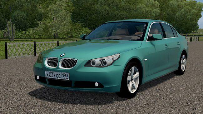 City Car Driving 1.5.9 - BMW E60 2006