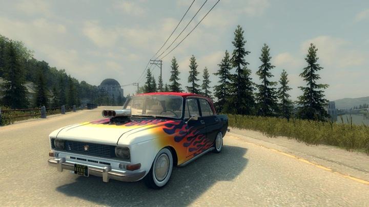 Mafia 2 – Moskvich 2140