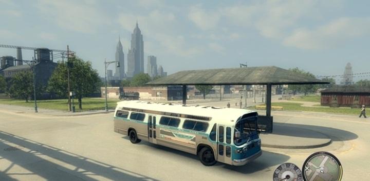 Mafia 2 – GM TDH 5303 Bus