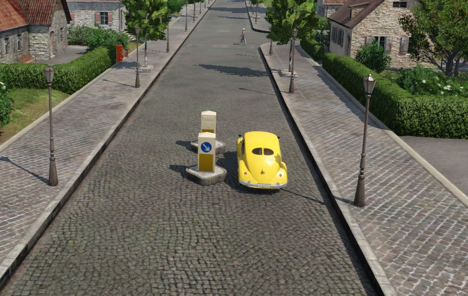 Transport Fever 2 - UK Road Crossings