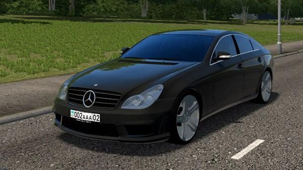 City Car Driving 1.5.9 - Mercedes-Benz CLS 500 W219