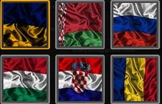 ETS2 - East Europe Flag Logos V1.0 (1.40.x)