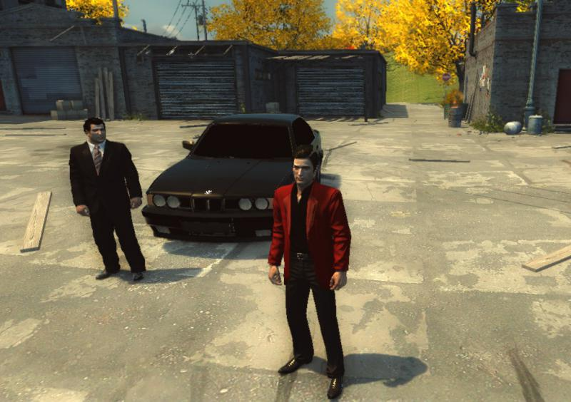 Mafia 2 – Custome from The Nineties for Vito