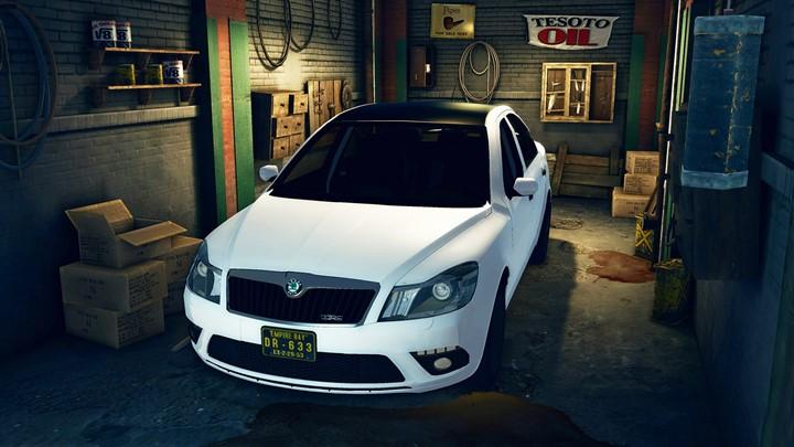 Mafia 2 – Skoda Octavia II RS