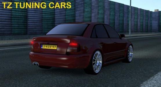 ETS2 - Tz Tuning Cars (1.36.x)
