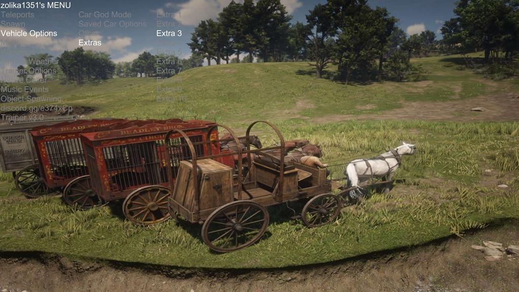 Red Dead Redemption 2 - Trainer