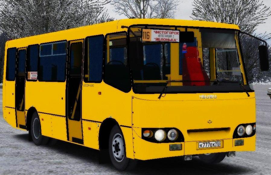 Omsi 2 – Bogdan A092 V2.0 Midibus