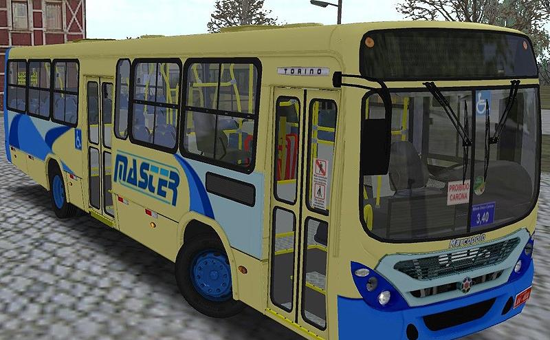Omsi 2 – Marcopolo Torino 2011 OF-1519 Bus