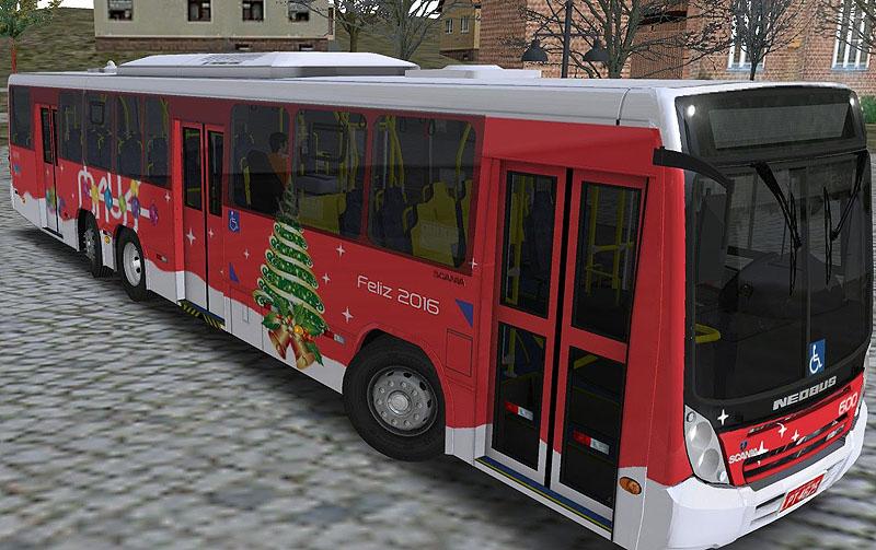 Omsi 2 – Scania Neobus 6×2 Bus
