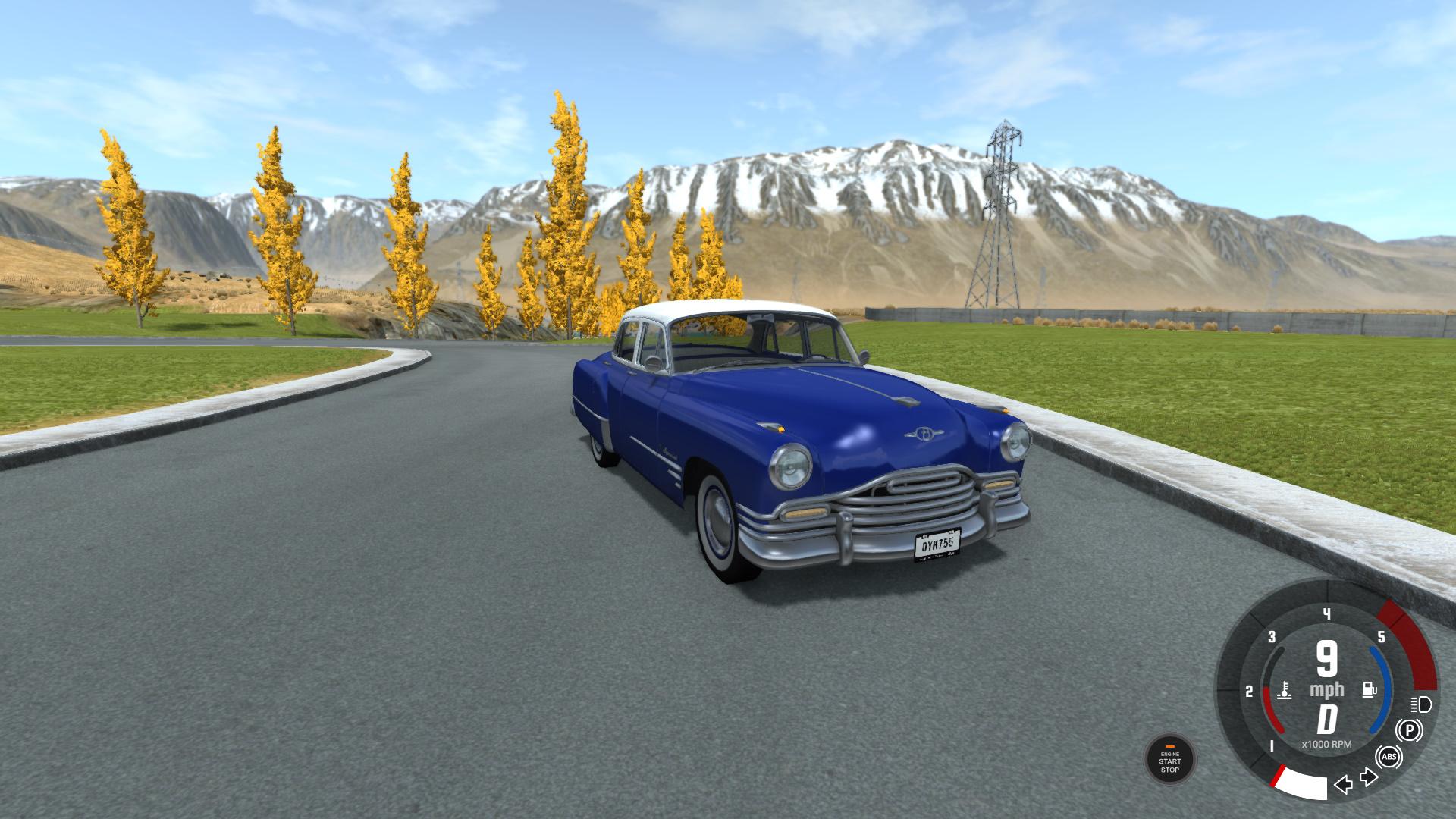 BeamNG - Burnside Special Limousine V1.1