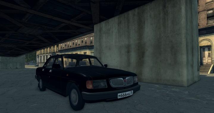 Mafia 2 – 1999 Gaz 3110