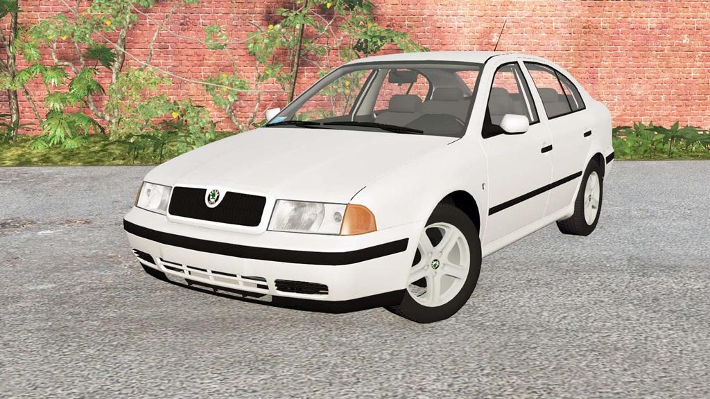 BeamNG - Skoda Octavia (1U) 1996 Car Mod