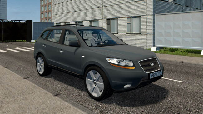 City Car Driving 1.5.9 - Hyundai Santa Fe