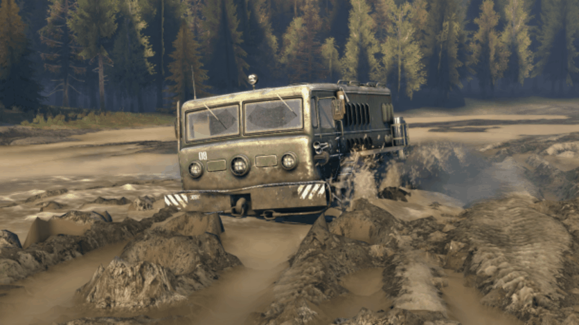 Spintires Plus V15